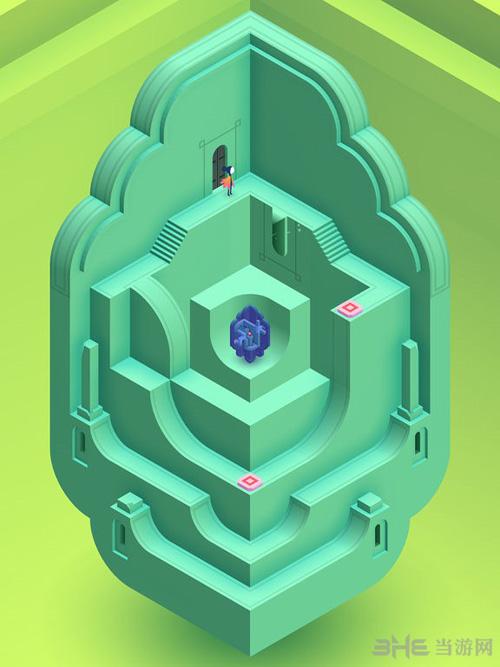 纪念碑谷2游戏图片3