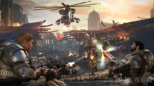 战争机器4游戏图片1