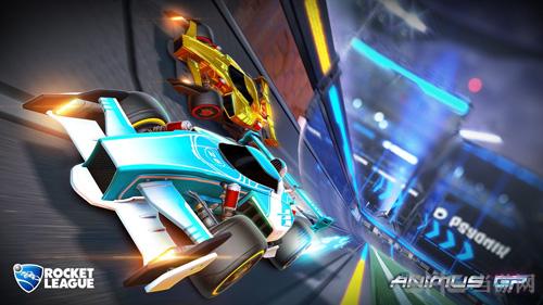 火箭联盟2游戏图片3