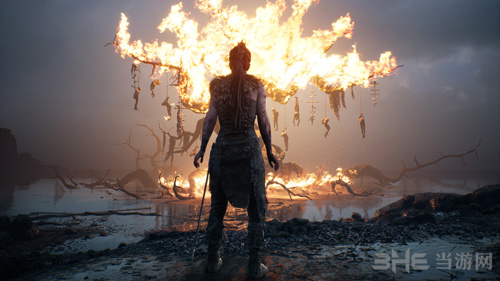 地狱之刃塞娜的献祭游戏图片4