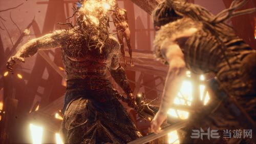 地狱之刃塞娜的献祭游戏图片2