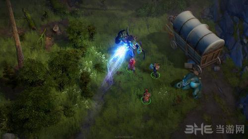 开拓者拥王者游戏图片2