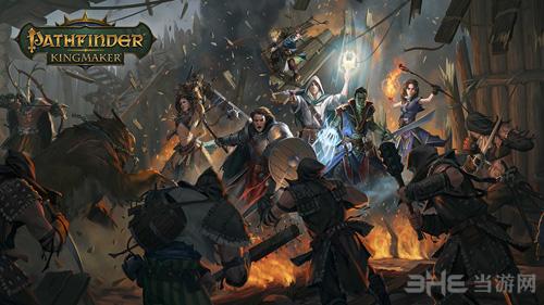 开拓者拥王者游戏截图2