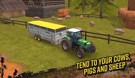 模拟农场18修改版