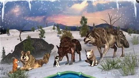 终极狼冒险3d破解版