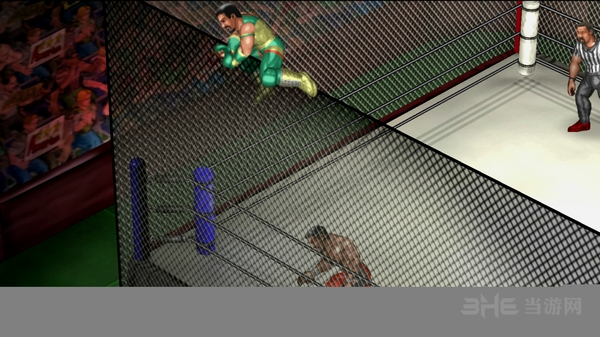 超火爆摔角世界截图3
