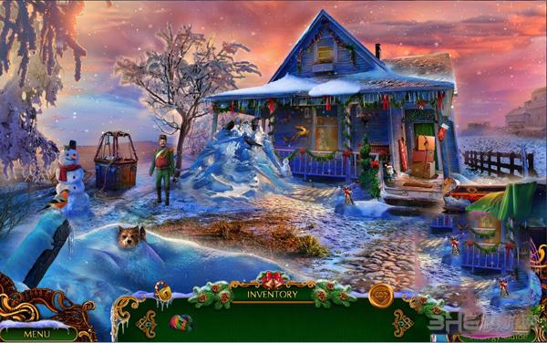 圣诞精灵:奥兹的麻烦截图4