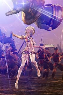 《无双全明星》高清游戏截图欣赏 异界的英雄们遵从召唤而来
