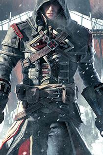 刺客信条高清壁纸欣赏 刺客信条系列全主角帅气壁纸