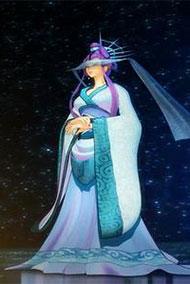 秦时明月高清壁纸欣赏 解命天地月神个人写真专辑