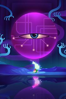 《影子里的我》游戏截图 一起探索黑暗到达终点