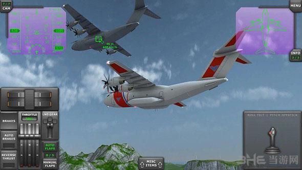 涡轮螺旋桨飞机模拟器截图5