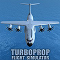 �u�螺旋���w�C模�M器(Turboprop Flight Simulator 3D)安卓版v1.18c