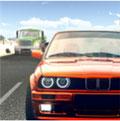 沙漠公路飙车