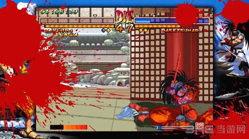 侍魂5游戏截图3