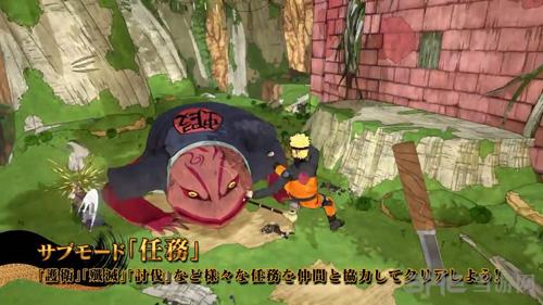 火影忍者博人传新忍出击游戏图片6