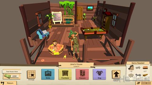 《边境之旅》上架steam平台 今夏发售画面清新