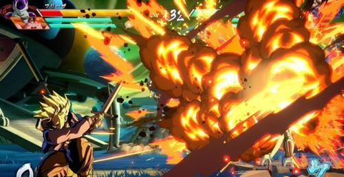 龙珠战士Z游戏截图1