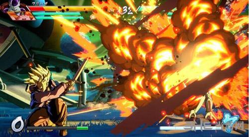 龙珠战士Z游戏画面2