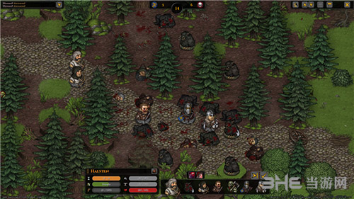 战场兄弟游戏画面1