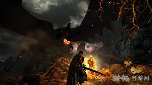 龙之信条:黑暗崛起游戏画面1