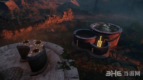 难题:穿越山谷游戏画面2