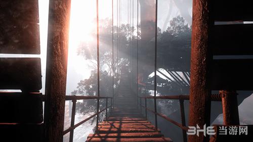 难题:穿越山谷游戏画面3