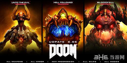 DOOM4游戏宣传画3
