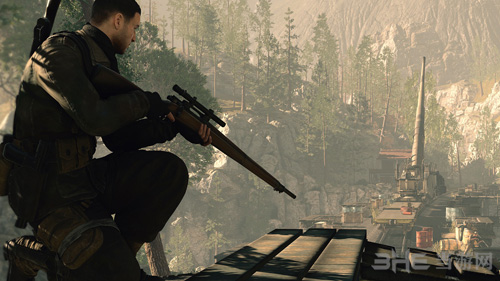 狙击精英4游戏图片1