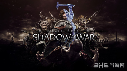 中土世界:战争之影游戏封面1