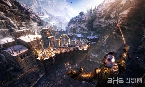 中土世界:战争之影游戏宣传画1