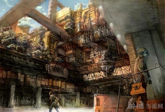 最终幻想12重制版截图1
