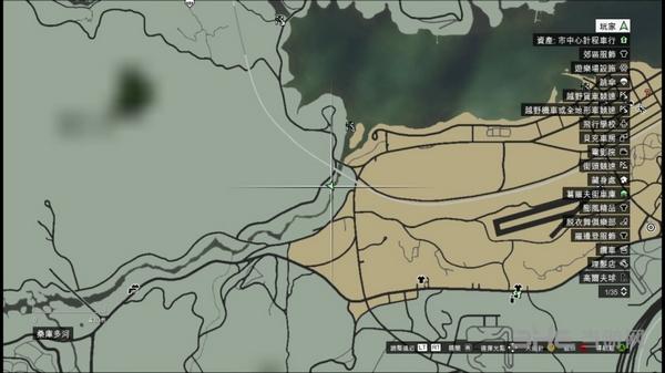 gta5创意地图手绘