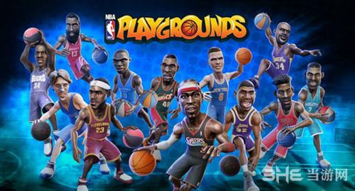 NBA游乐场游戏截图1