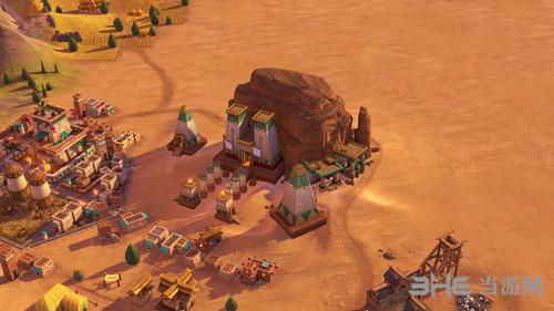 文明6游戏画面1