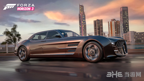 极限竞速地平线新车Regalia2