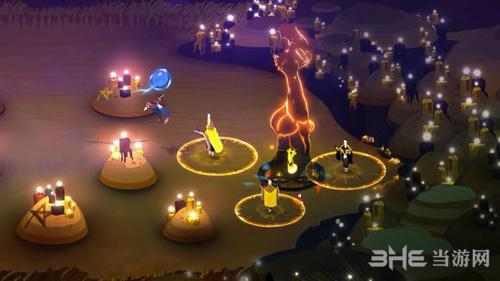 火堆pyre游戏截图1