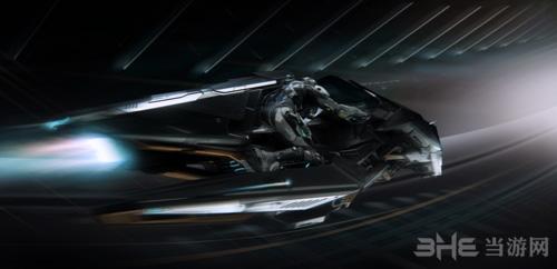 星际公民太空摩托车游戏截图4