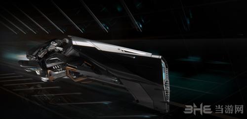 星际公民太空摩托车游戏截图3