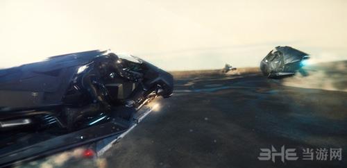 星际公民太空摩托车游戏截图6