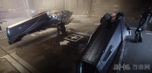 星际公民太空摩托车游戏截图7