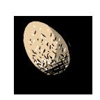 饥荒培根煎蛋食谱图片