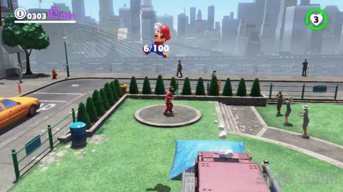 超级马里奥奥德赛游戏图片2