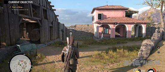 狙击精英4截图12