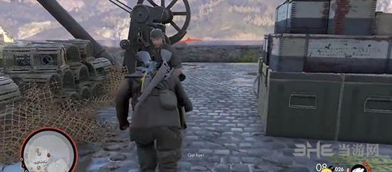 狙击精英4截图39