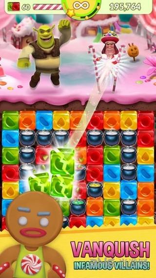 怪物史莱克的糖果屋