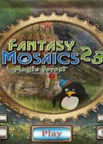 幻想马赛克23:魔法森林(Fantasy Mosaics 23: Magic Forest)PC硬盘版