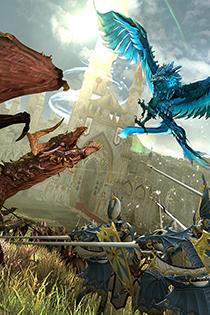 全面战争战锤2图片 官方超清游戏截图壁纸合集