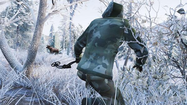 模拟狩猎截图0