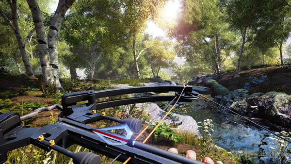 模拟狩猎截图2